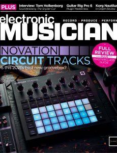 Electronic Musician – July 2021