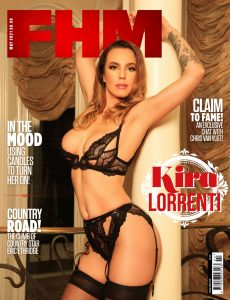 FHM USA – May 2021