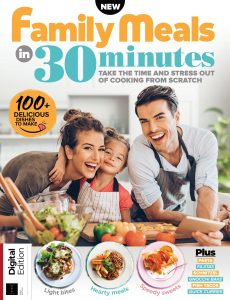 Family Meals in 30 Minutes – First Edition, 2021