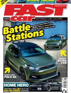Fast Car – June 2021