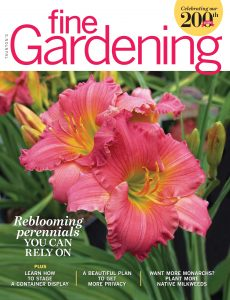 Fine Gardening – July-August 2021