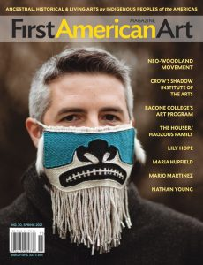 First American Art Magazine No  30 – Spring 2021