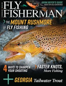 Fly Fisherman – June-July 2021