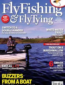 Fly Fishing & Fly Tying – June 2021