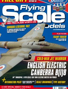 Flying Scale Models – Issue 259 – June 2021