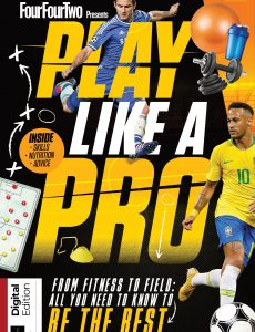 FourFourTwo Play Like A Pro – 3rd Edition, 2021
