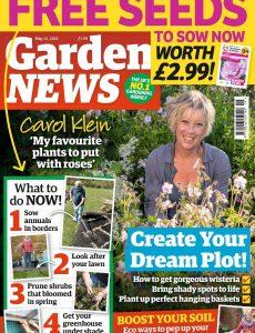 Garden News – 11 May 2021