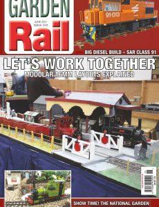 Garden Rail – Issue 322 – June 2021