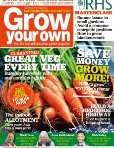 Grow Your Own – July 2021