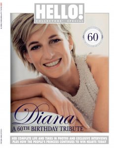 HELLO! Collectors' Special Diana, A 60th Birthday Tribute, 2021