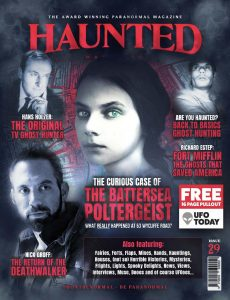 Haunted Magazine – Issue 29 2021