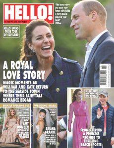 Hello! Magazine UK – 07 June 2021
