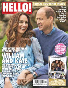 Hello! Magazine UK – 10 May 2021