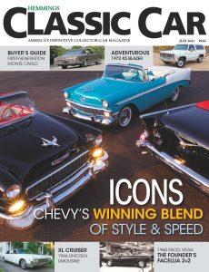 Hemmings Classic Car – July 2021
