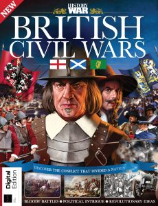 History Of War Book Of The British Civil Wars – 5th Edition 2021