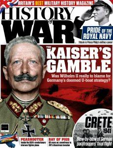 History of War – June 2021