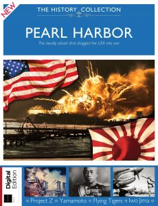 History of War – The Story of Pearl Harbor, 2nd Edition 2021