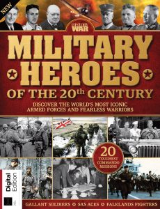 History of War Military Heroes of the 20th Century – 3rd Edition, 2021