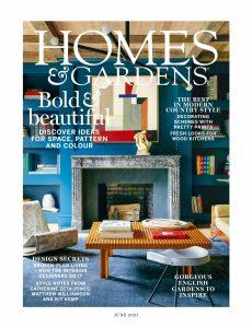 Homes & Gardens UK – June 2021