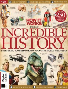 How It Works Book Of Incredible History – 15th Edition, 2021
