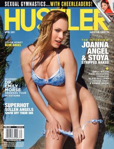Hustler USA – April 2021