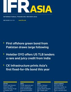 IFR Asia – May 29, 2021