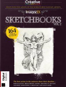 ImagineFX Sketchbooks Volume 2, Issue 17, 2021