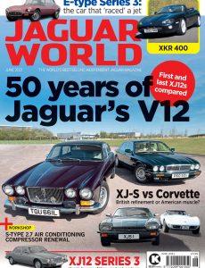 Jaguar World – June 2021