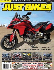 Just Bikes – 20 May 2021