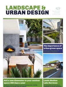 Landscape & Urban Design – May-June 2021