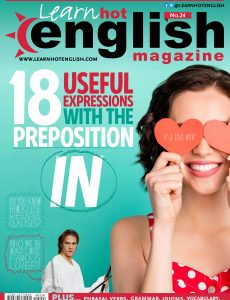 Learn Hot English – Issue 228 – May 2021
