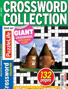 Lucky Seven Crossword Collection – May 2021