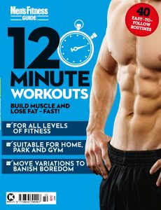 Men's Fitness Guides – Issue 10, 2021