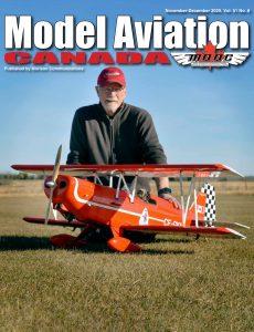 Model Aviation Canada – November-December 2020