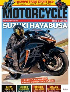 Motorcycle Sport & Leisure – June 2021