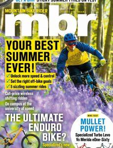 Mountain Bike Rider – July 2021