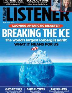 New Zealand Listener – June 05, 2021