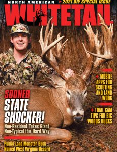 North American Whitetail – June 2021