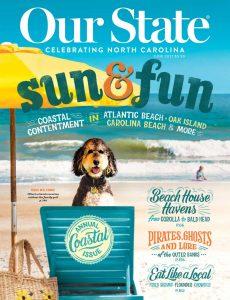 Our State Celebrating North Carolina – June 2021