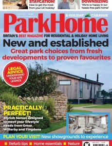 Park Home & Holiday Caravan – June 2021