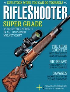 Petersen's RifleShooter – May 2021
