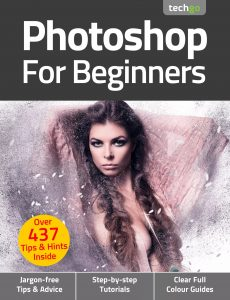 Photoshop for Beginners – 6th Edition, 2021