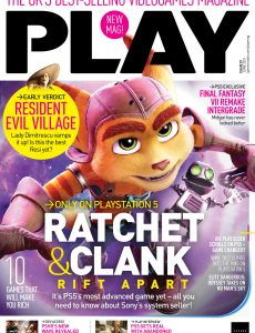 PlayStation Official Magazine UK – June 2021