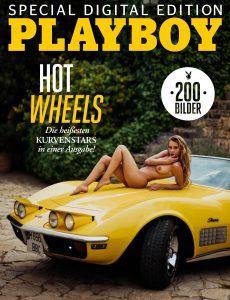 Playboy Germany Special Digital Edition – Hot Wheels – 2021