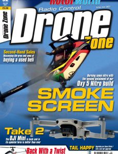 Radio Control DroneZone – Issue 32 – June-July 2021