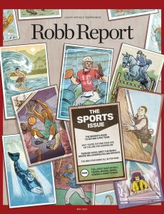Robb Report USA – May 2021