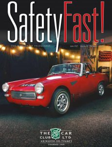Safety Fast! – June 2021