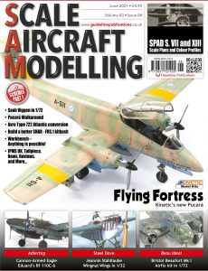 Scale Aircraft Modelling – June 2021