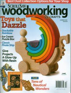 ScrollSaw Woodworking & Crafts – Summer 2021