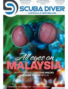 Scuba Diver Asia Pacific Edition – May 2021